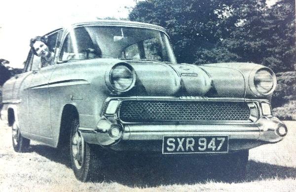 Vauxhall Victor Australia 1957
