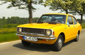 Toyota Corolla Greece 1970