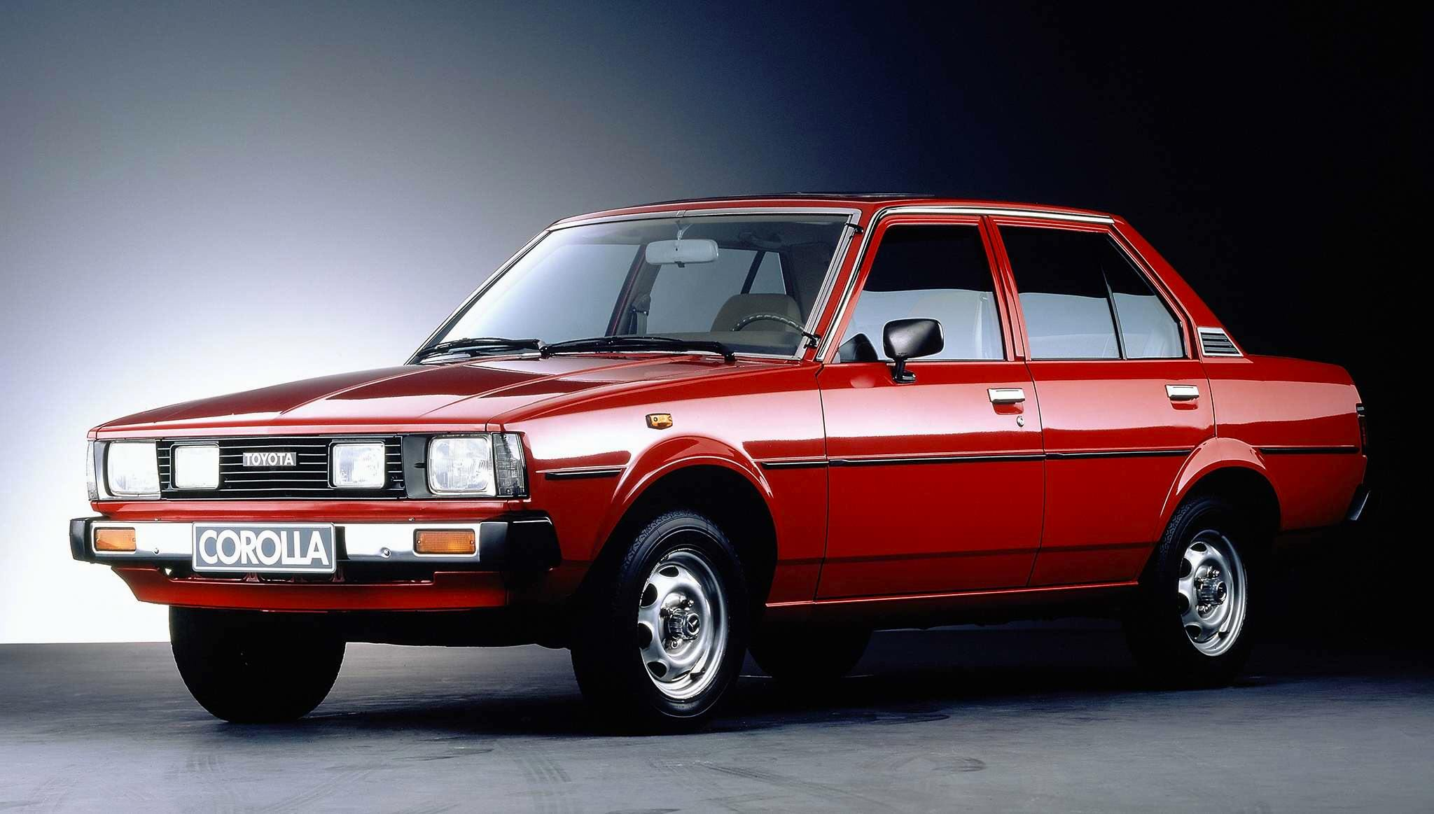 World 1980: Toyota Corolla clear leader, Renault 5 & Golf follow – Best Selling Cars Blog