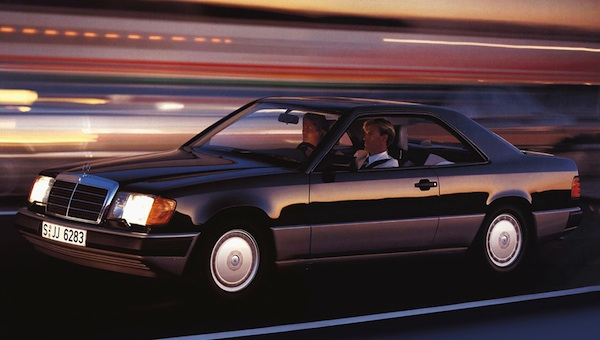 Mercedes 200:300 Germany 1988