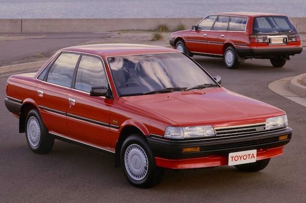 Toyota Camry Australia 1991