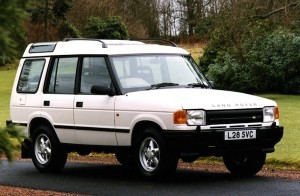 Land Rover Discovery UK 1994