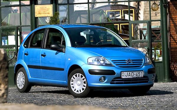 Renault Megane (2002-2005)