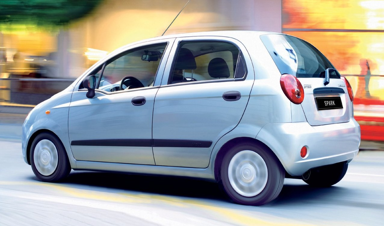 Macedonia 2007 Chevrolet Spark Leads The Way Best Selling Cars Blog