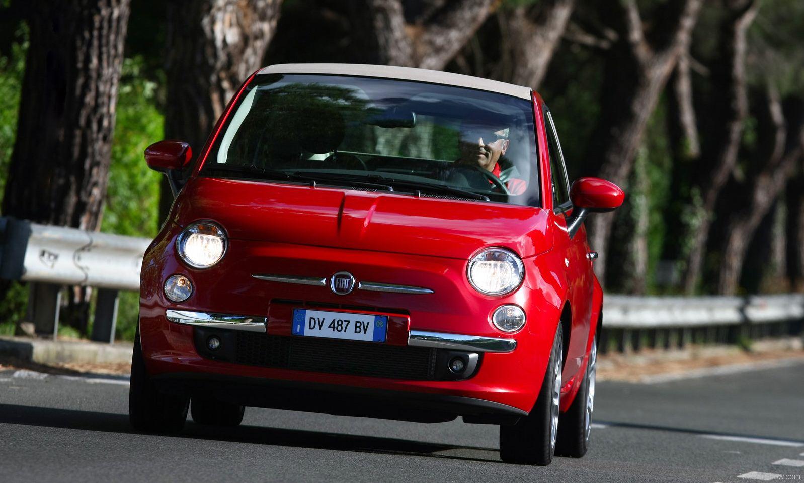2010: Aygo #1, Fiat 500 #2