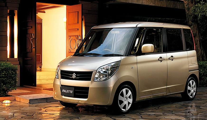 Japan Kei cars October 2010: Wagon R back on top | Best ...