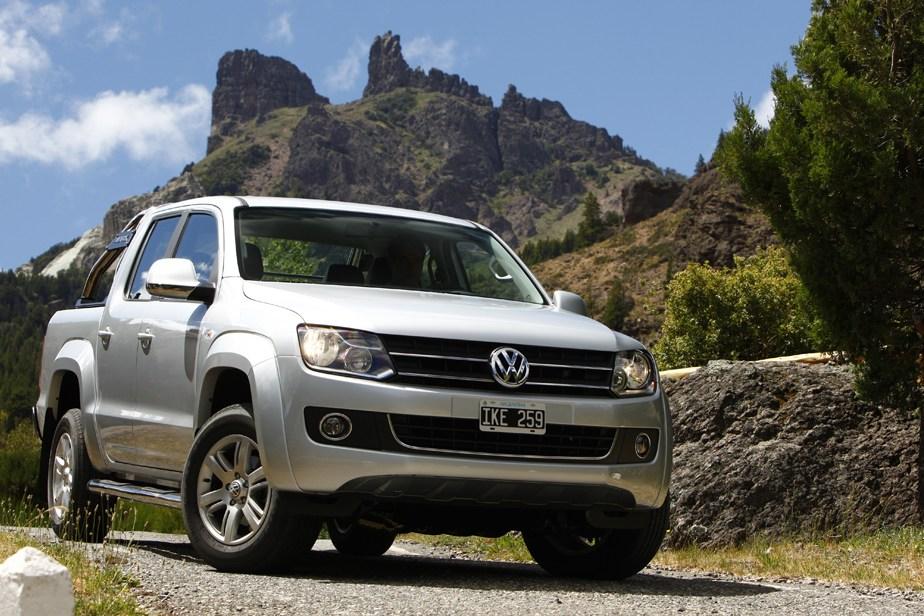 VW Amarok Argentina