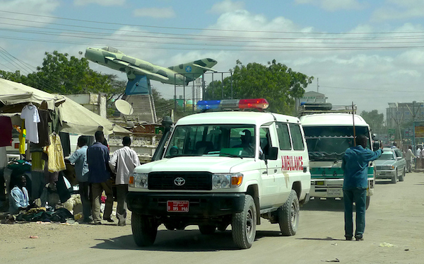 Toyota Land Cruiser in Somalia2