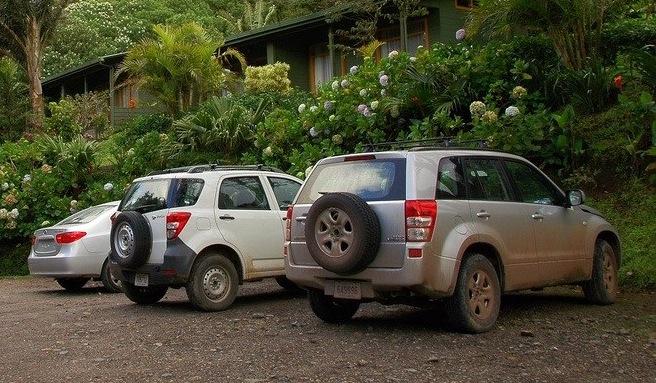 Costa Rica 2011: Daihatsu BeGo Terios possible leader ...