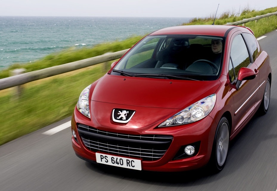 France December 2010: Peugeot 207 #1 for 4th year in a row – Best ...