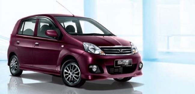 Perodua Myvi Terbaru. The Perodua Viva is the