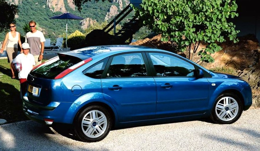 Greece 2006 ford focus new leader best selling cars blog for Ford focus 2006 interieur