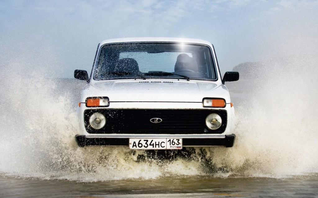 Lada Niva Serbia October 2014