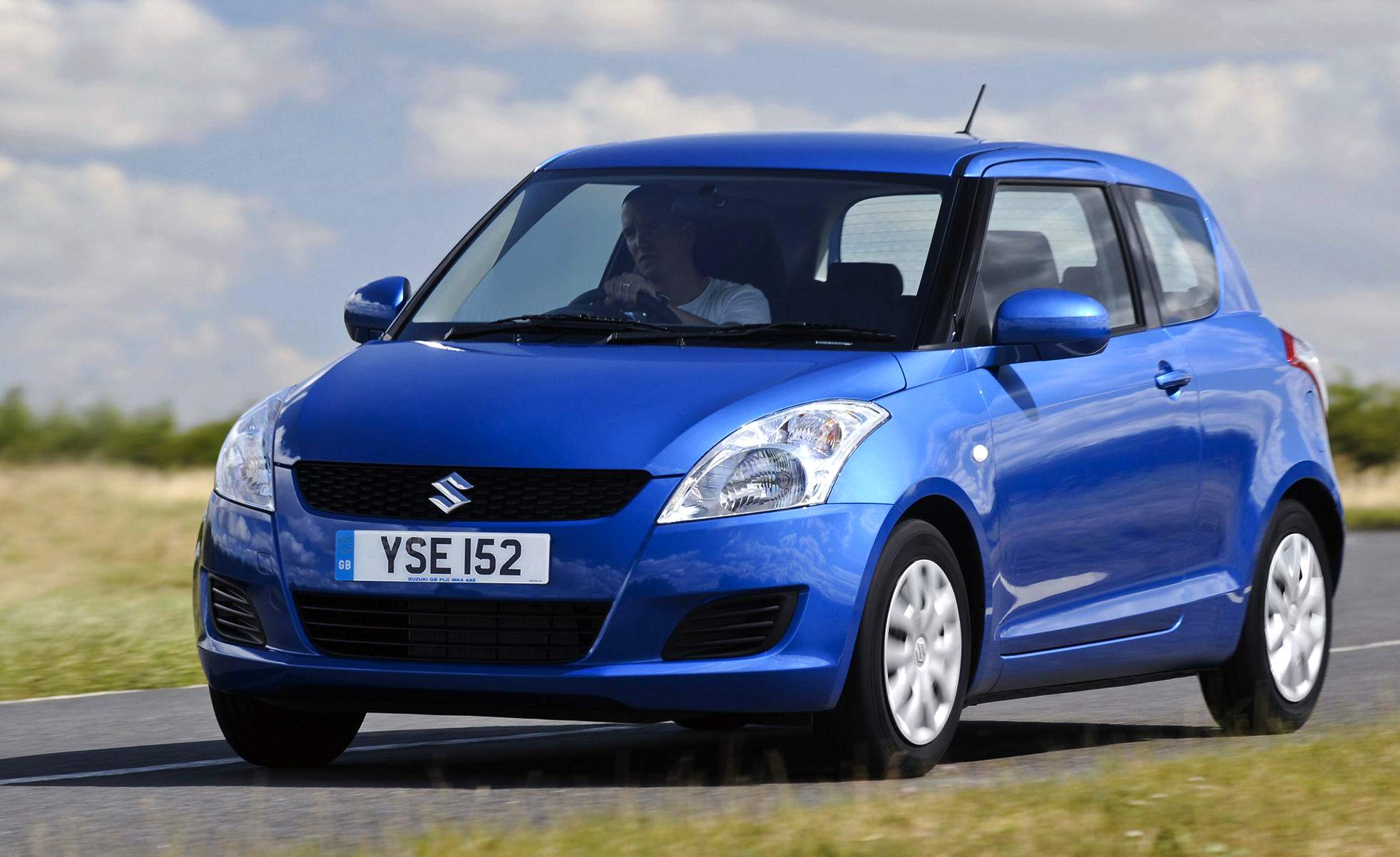 ... Matt's blog » New Zealand February 2011: Suzuki Swift takes the lead