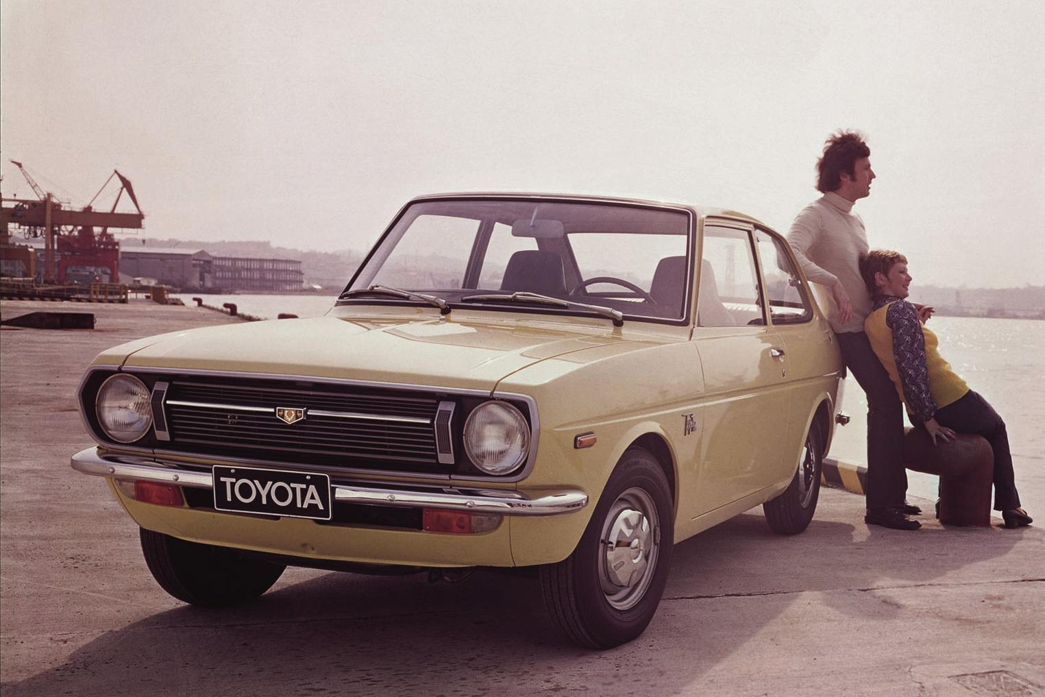 World 1975 1978 Toyota Corolla In The Lead Best Selling