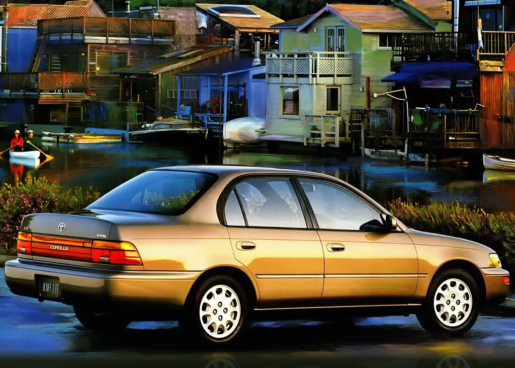 world 1992 1997 toyota corolla reinforces world. Black Bedroom Furniture Sets. Home Design Ideas