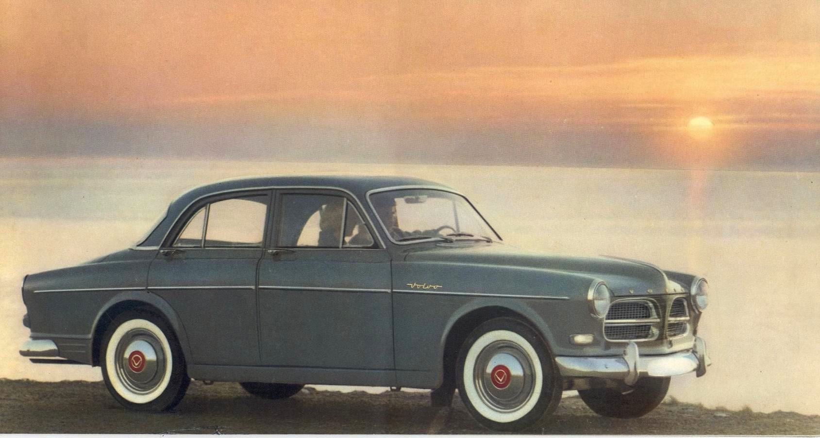 Sweden 1957-1966: Volvo Amazon