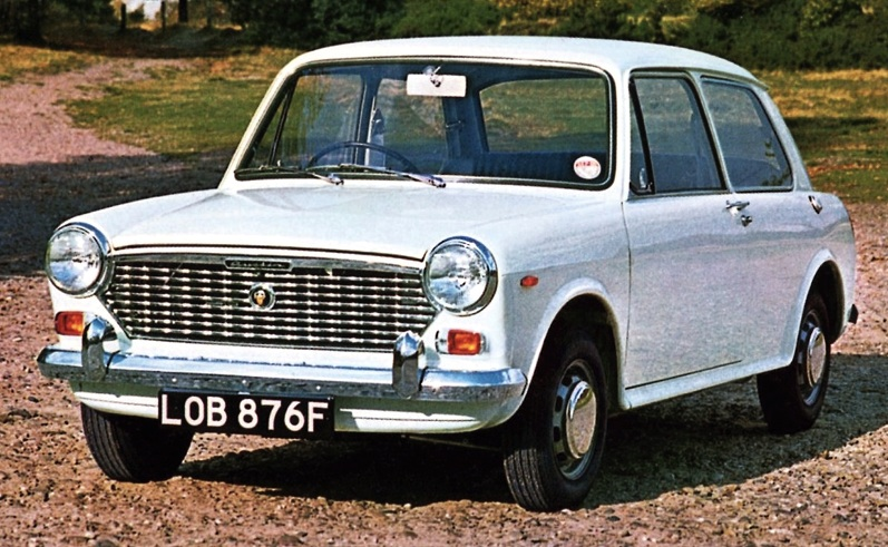 Uk 1965 1966 Austin Morris 1100 In Charge Best Selling