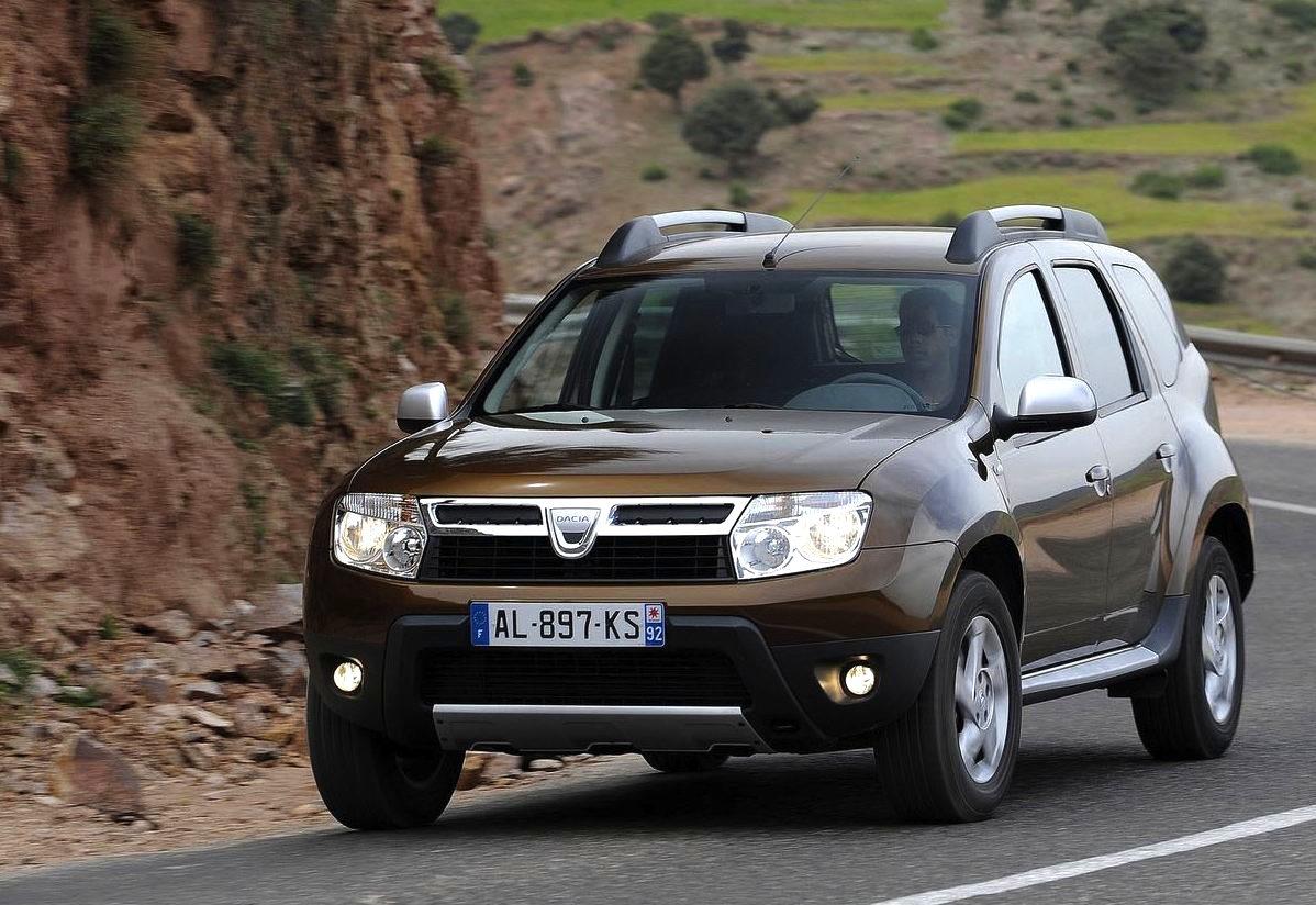 Romania March 2011 Skoda Octavia Amp Dacia Duster Very