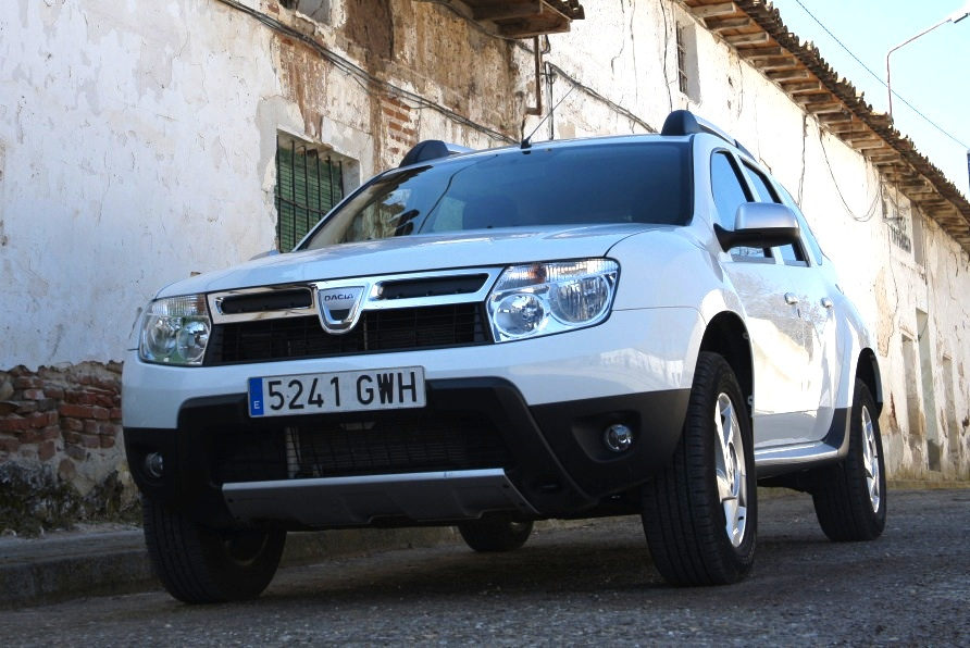 2011 Dacia Duster. The Dacia Duster continues its