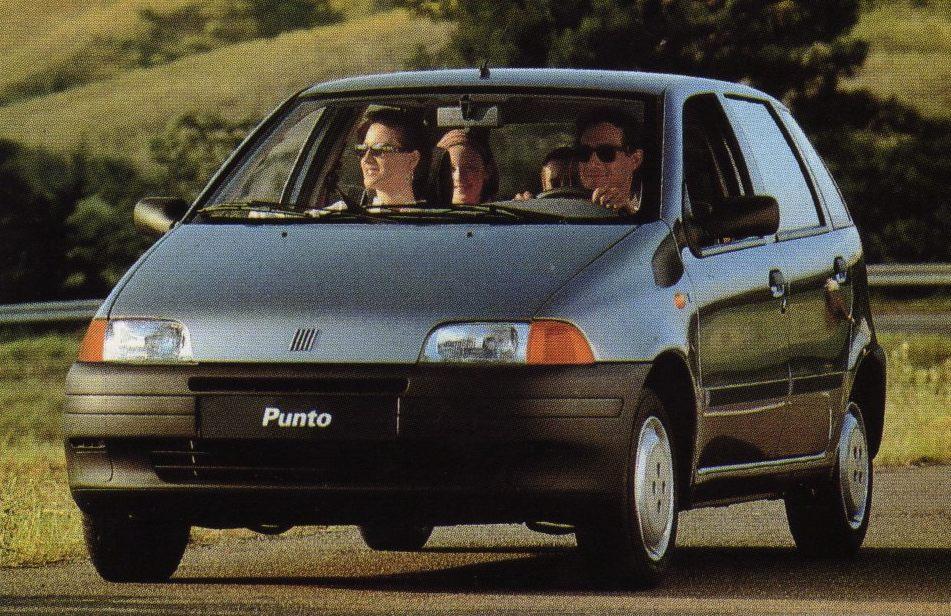Fiat Punto Europe 1995