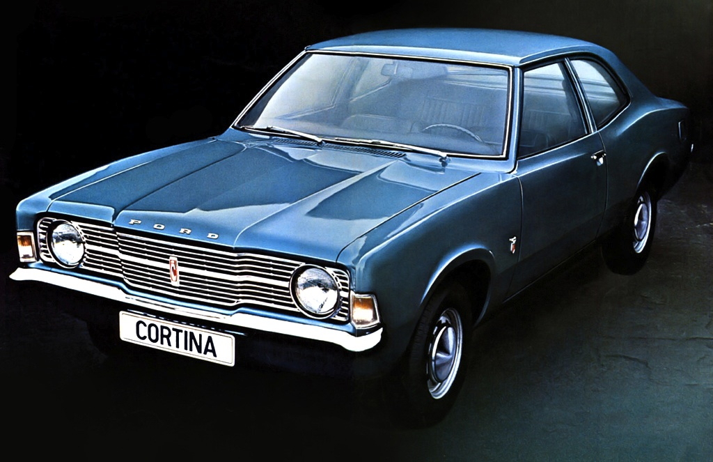 UK 1972-1973: Ford Cortina best seller – Best Selling Cars Blog