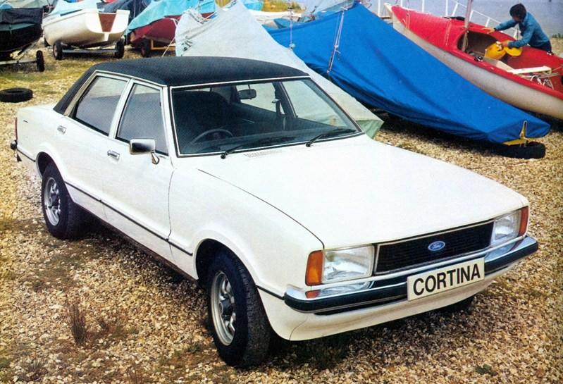 UK 1977-1979 Ford Cortina back on top Morris Marina #3 u2013 Best Selling Cars Blog & UK 1977-1979: Ford Cortina back on top Morris Marina #3 u2013 Best ... markmcfarlin.com