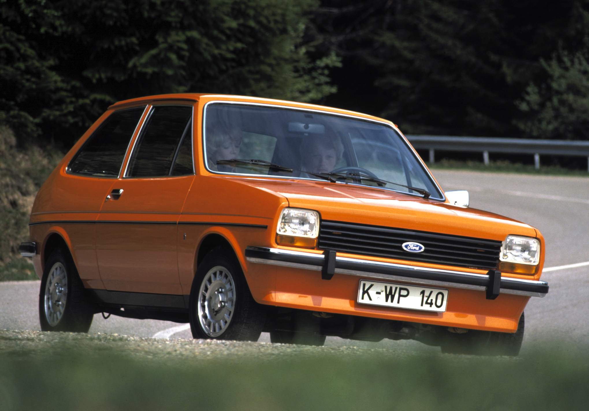 Uk 1980 1981 Ford Cortina Escort And Fiesta On Top Best Selling Cars Blog