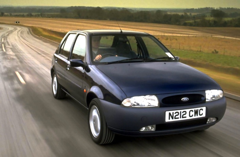 UK 1998: Ford Fiesta leads, Escort leaves, Focus arrives – Best Selling Cars Blog