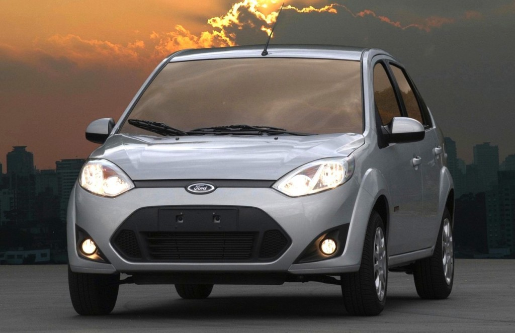 Ford Fiesta Brazil 2013