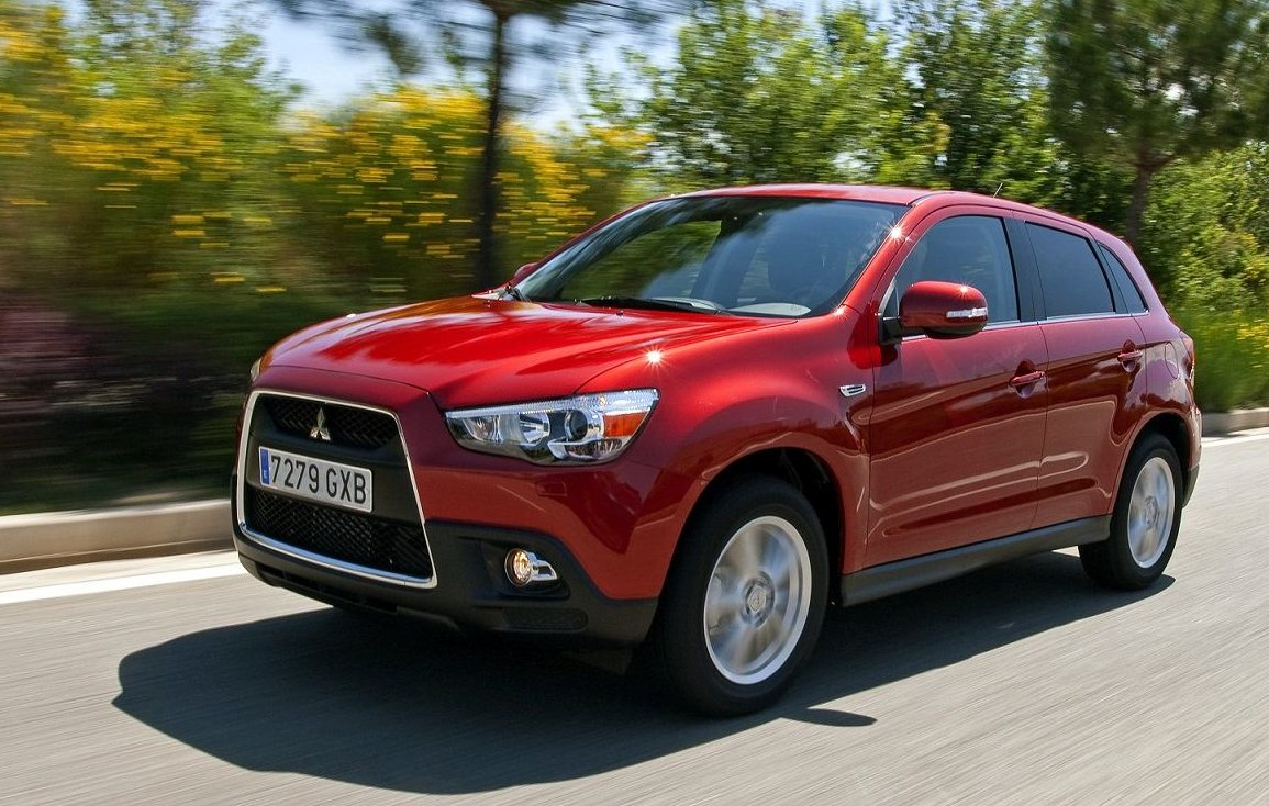 norway march 2011 mitsubishi asx up to 5 best selling. Black Bedroom Furniture Sets. Home Design Ideas