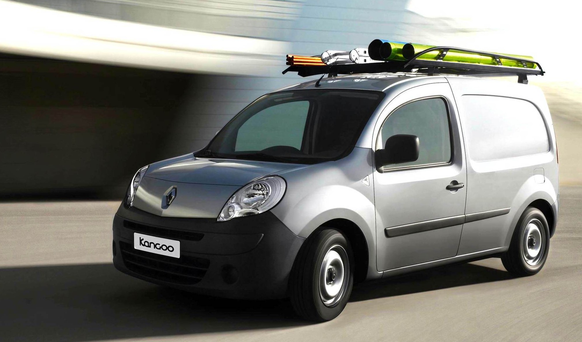 Citroen Berlingo Electric Car