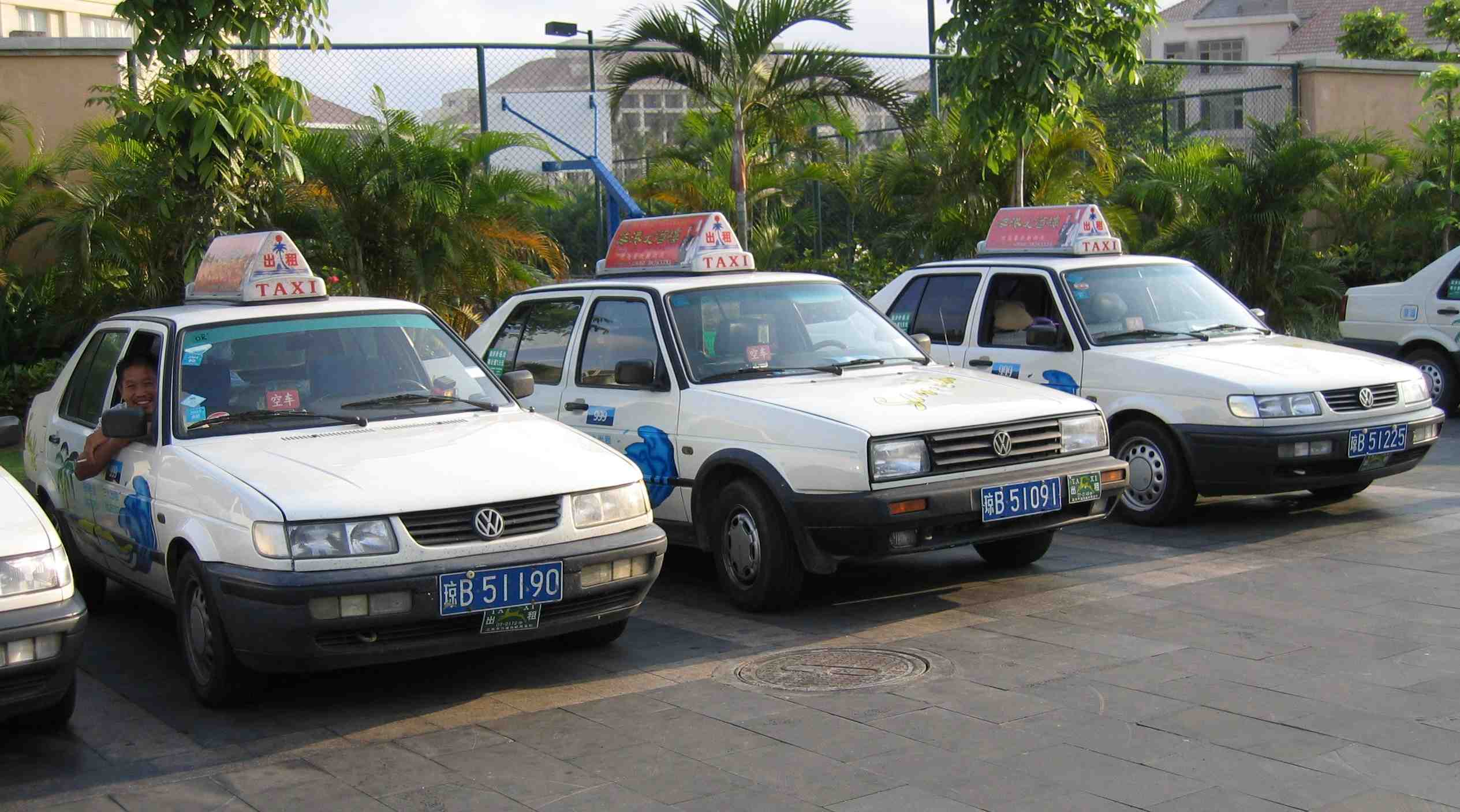 China 1996-2001: VW Jetta challenges Santana domination | Best Selling Cars Blog