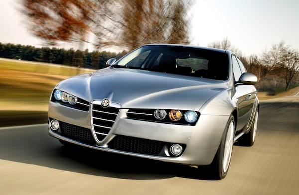 New Alfa Romeo 159 Replacement. Alfa Romeo 159