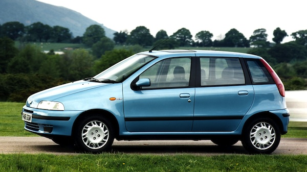 italy 1998 fiat punto panda and lancia y dominate best selling cars blog. Black Bedroom Furniture Sets. Home Design Ideas