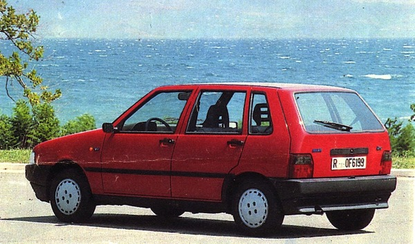 Fiat Uno Italy 1993