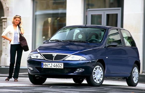 Gevelixy lancia y 1998 - Lancia y diva 2011 ...
