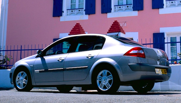 Renault Megane Break (2003-2005)