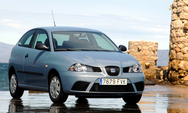 spain 2006 seat ibiza 1 in record market best selling cars blog. Black Bedroom Furniture Sets. Home Design Ideas