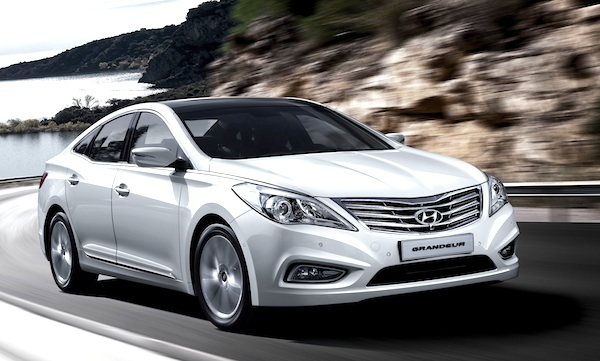 South Korea May 2011 Hyundai Grandeur Keeps The Lead Best Selling