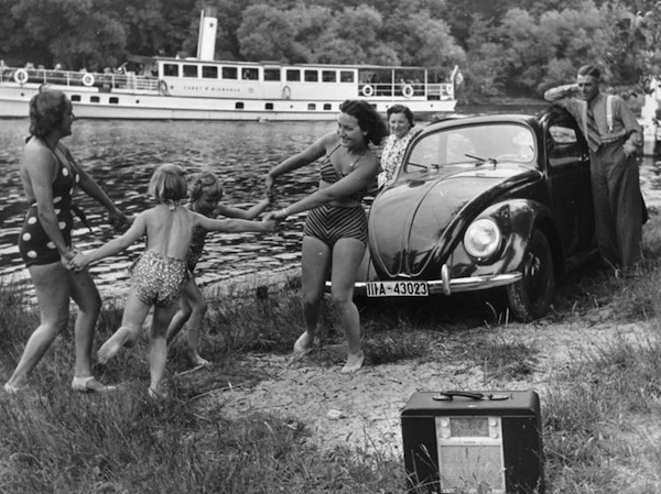 germany 1946 1949 volkswagen brings the car to the people best