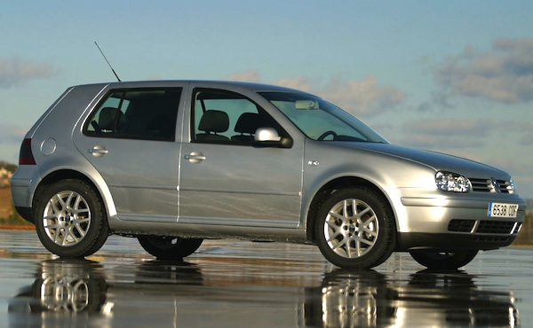 Germany 1998  Vw Golf  1 For 18th Consecutive Year  U2013 Best