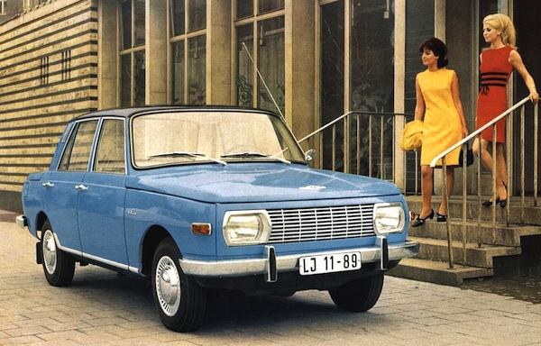 east germany 1958 1990 trabant and wartburg omnipresent best selling cars blog. Black Bedroom Furniture Sets. Home Design Ideas