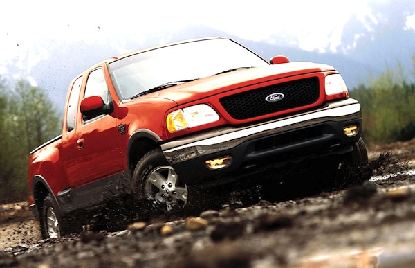 Ford F Series USA 2001