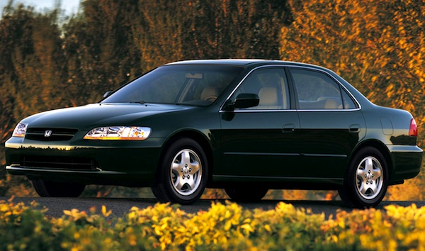 Honda Accord USA 2001