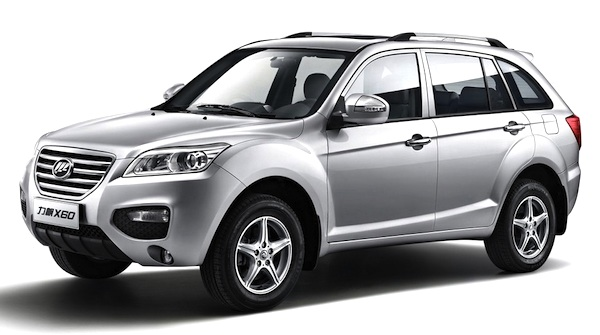 Lifan X60 China June 2011