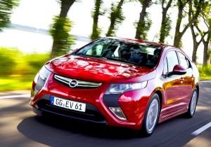 Opel Ampera Germany June 2011