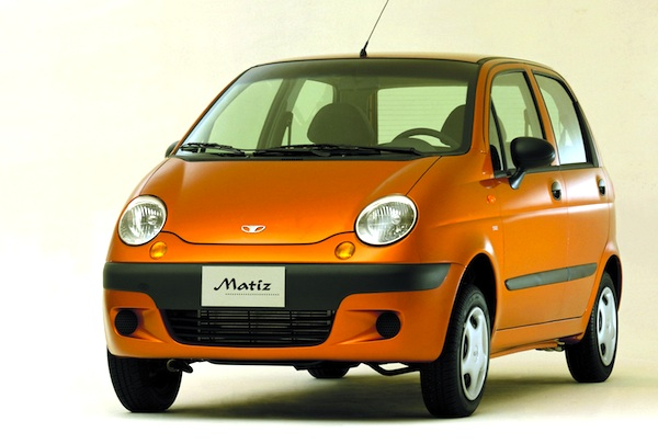 Moldova March 2014: Daewoo Matiz up to 2nd p – Best Selling Cars