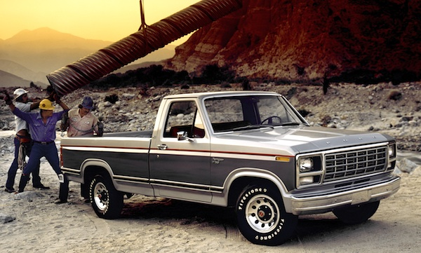USA 1982-1984: Ford F-Series Takes Command