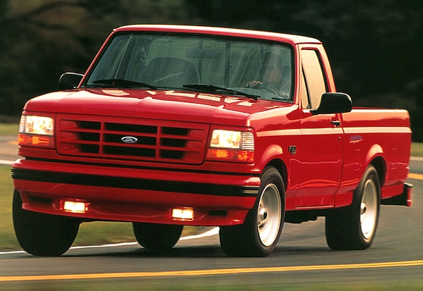 Ford F-Series USA 1993